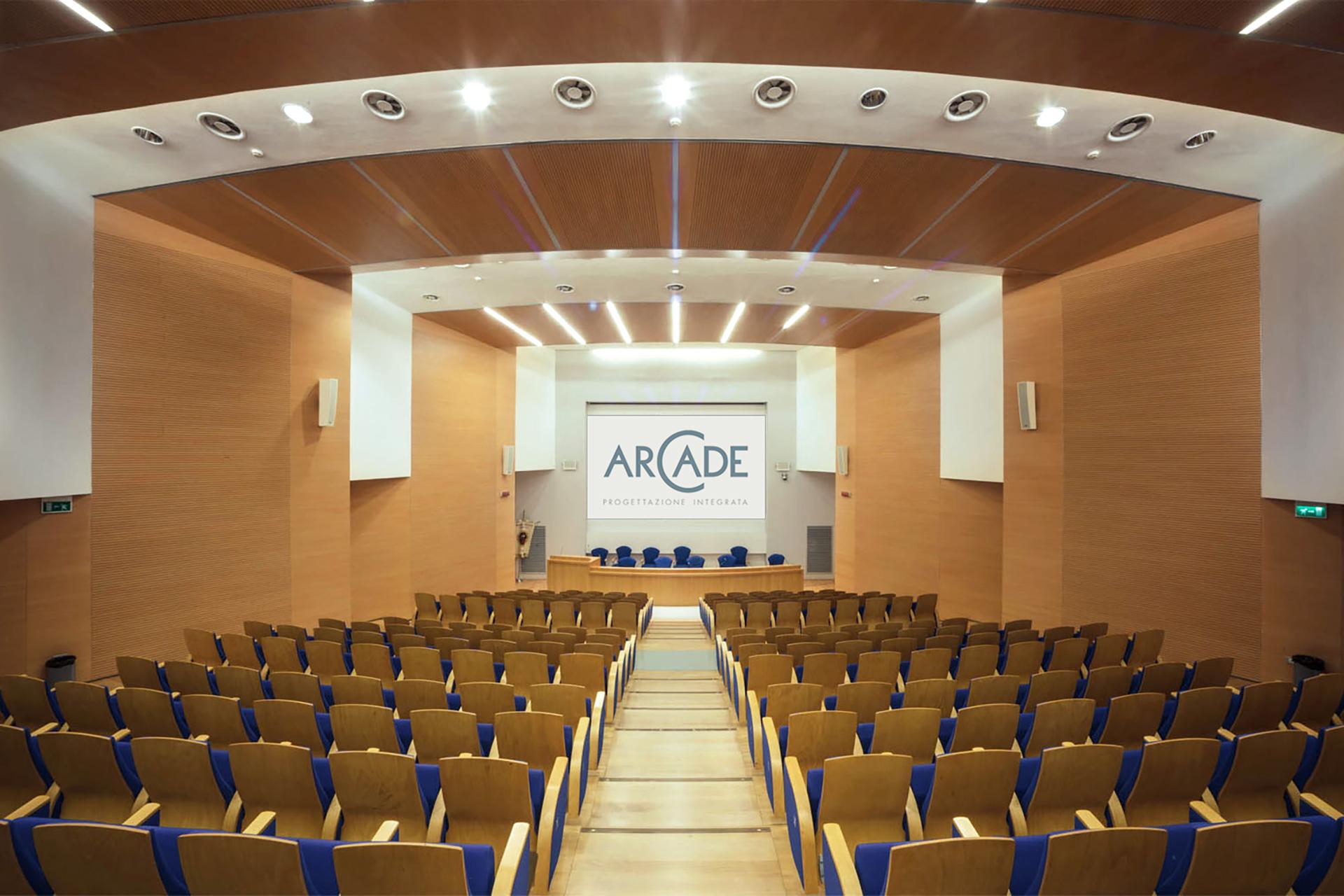 Aula Magna Facoltà di Medicina