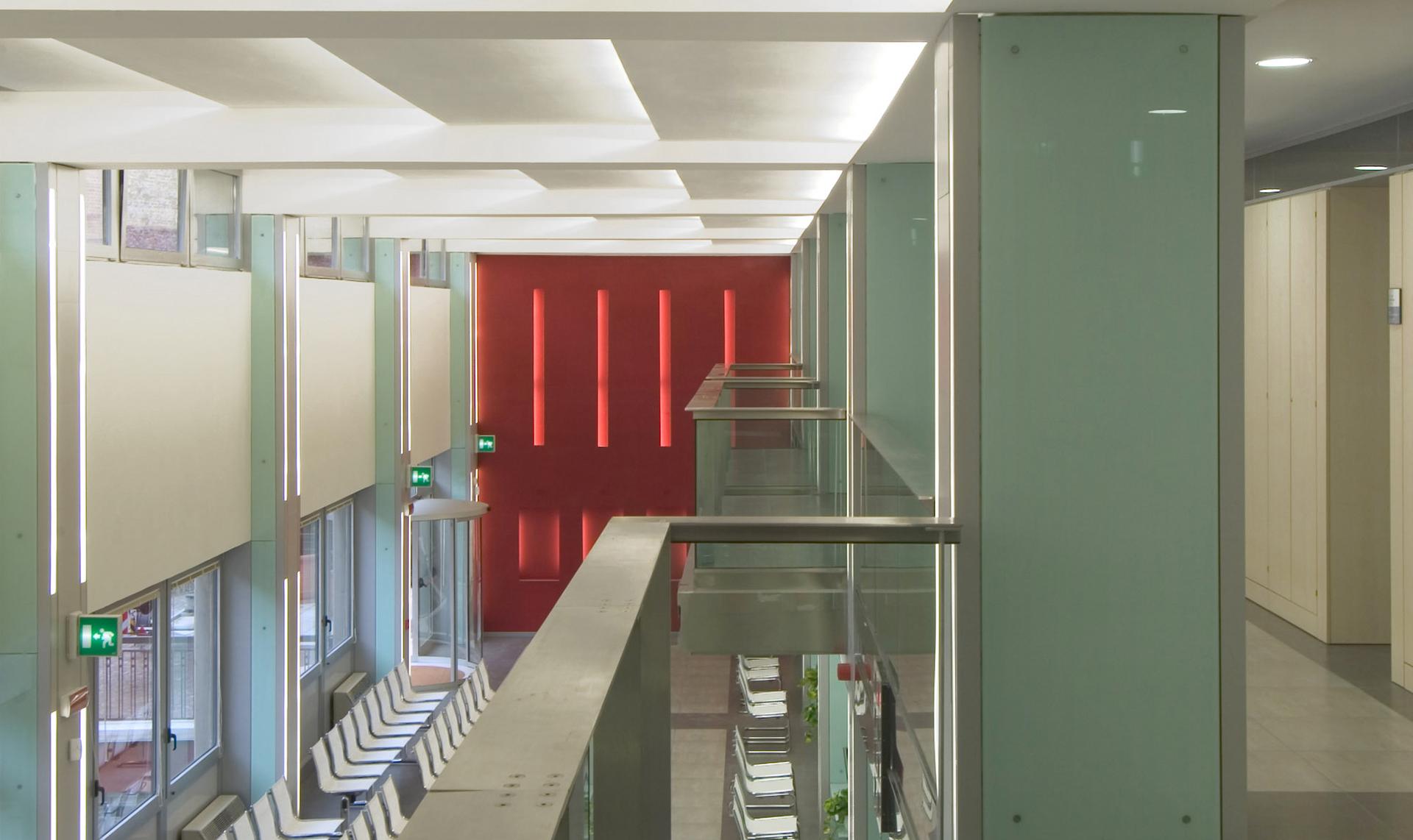 Uffici Palazzo dell' Anagrafe