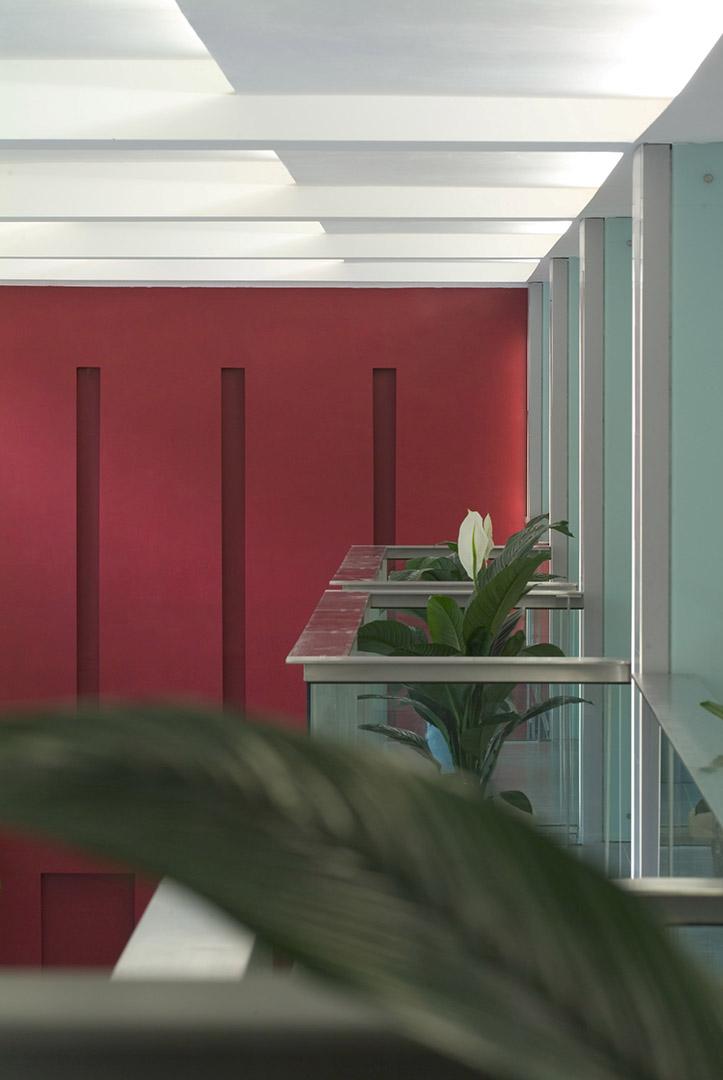 Soppalco Uffici Palazzo dell' Anagrafe