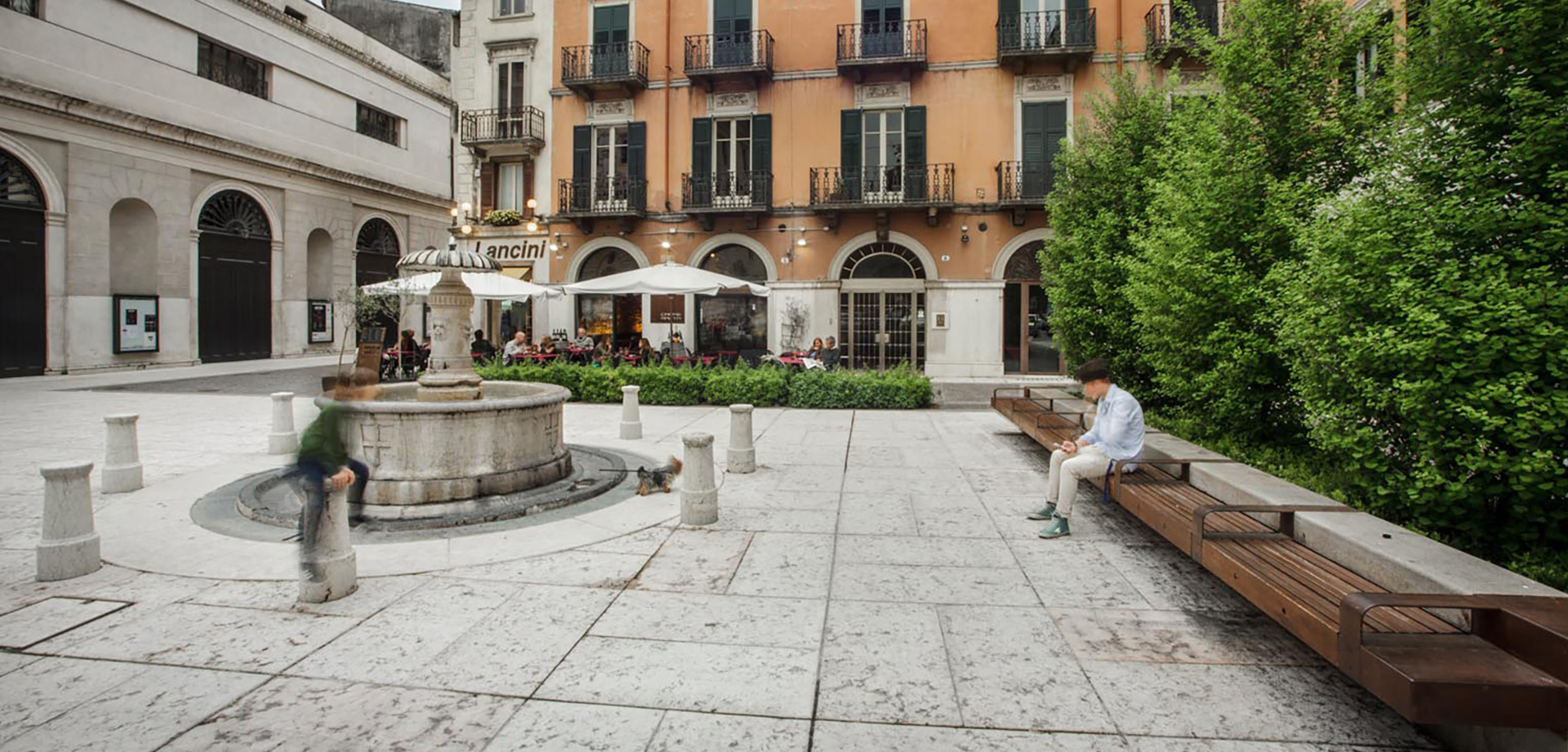PIAZZETTA NAVONA Verona