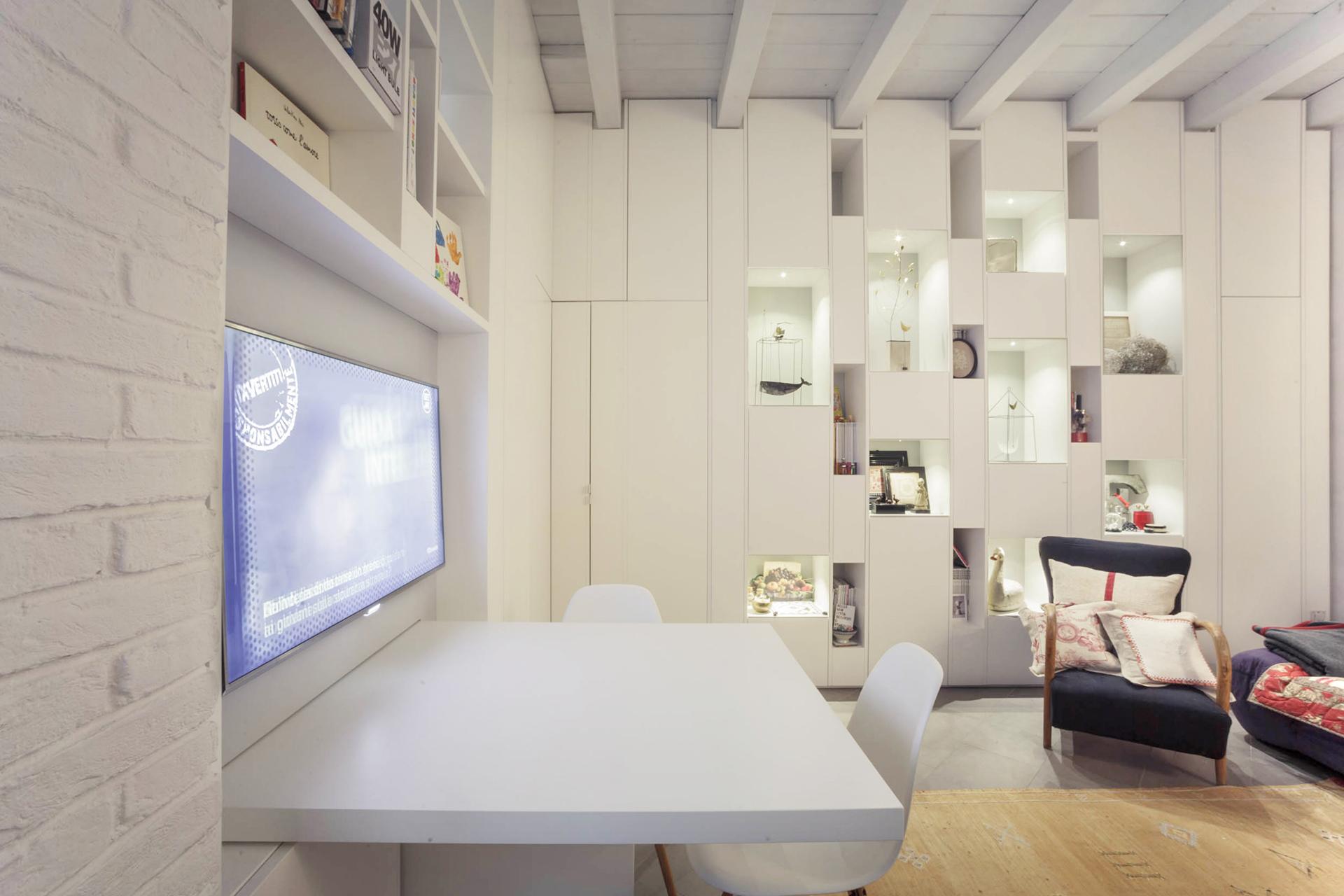 libreria design casa Effebi