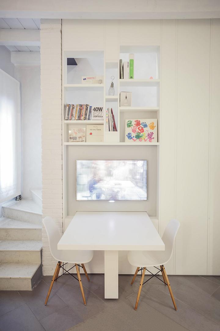 tavolo arredo design casa Effebi