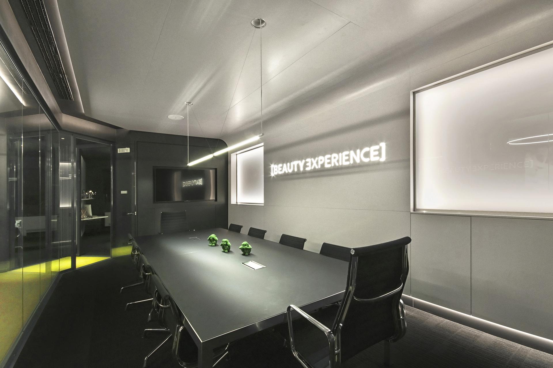 sala riunioni uffici direzionali Beauty Experience