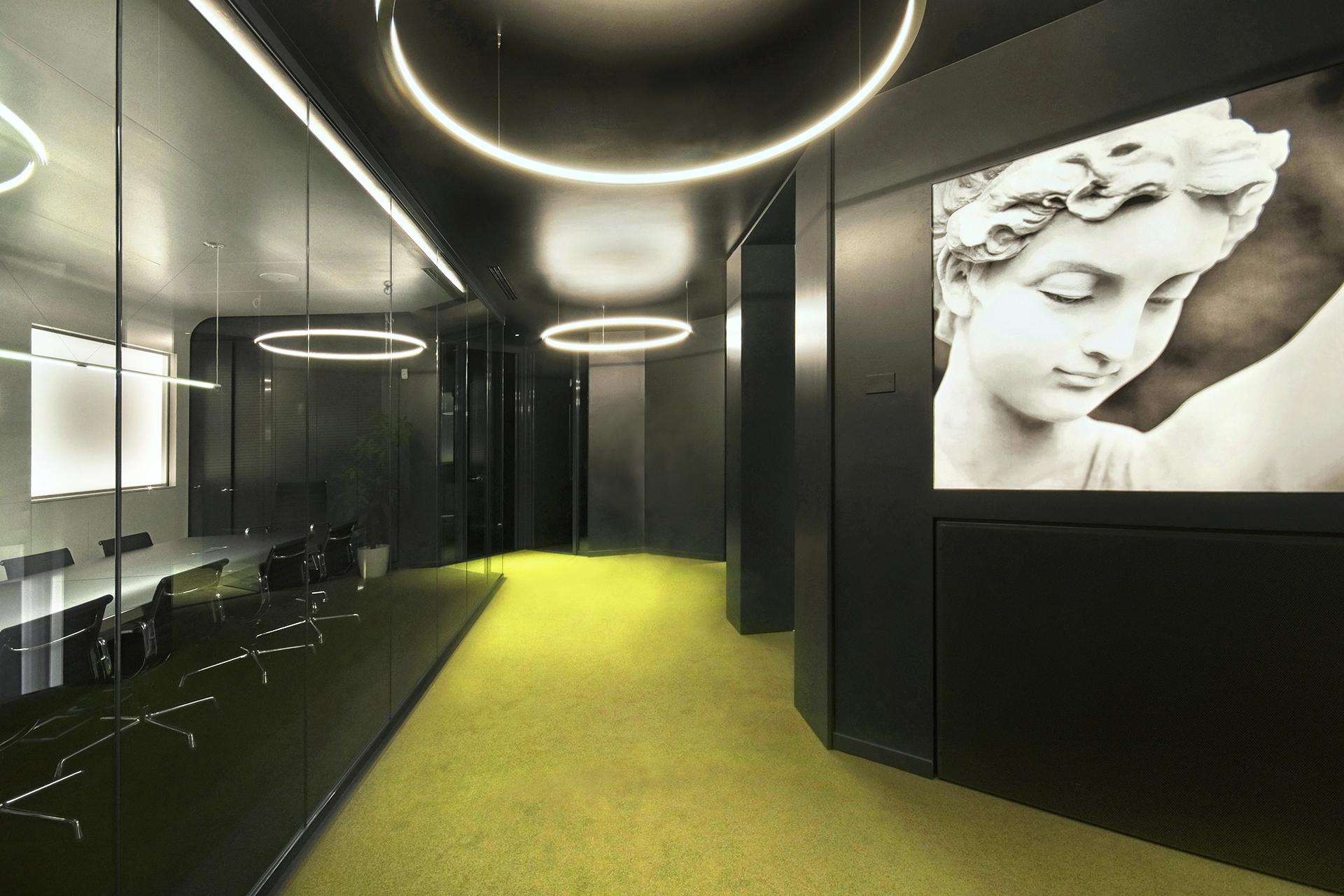 disimpegno uffici direzionali Beauty Experience