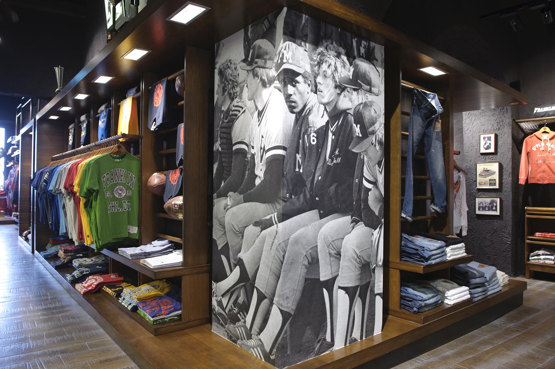 store F&M roma vintage