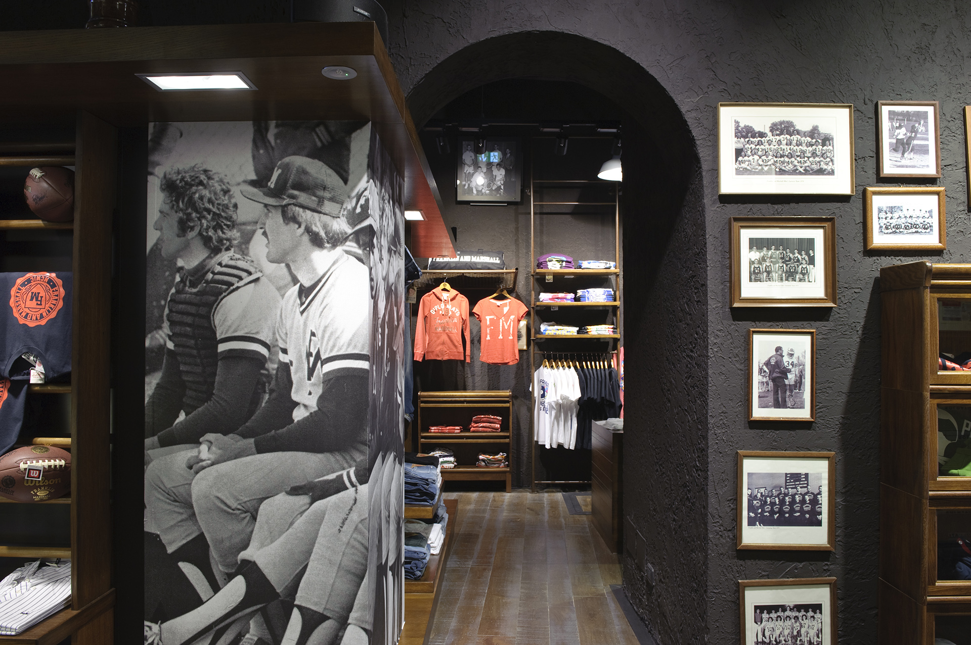 quadretti vintage store F&M roma
