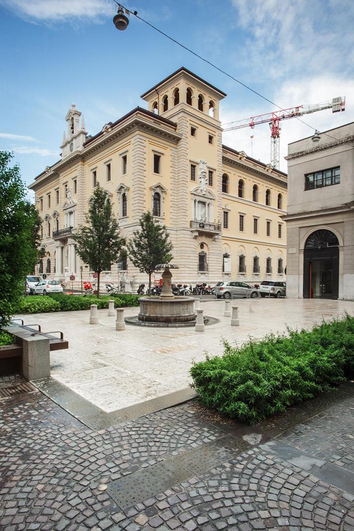 pavimentazione piazzetta Navona