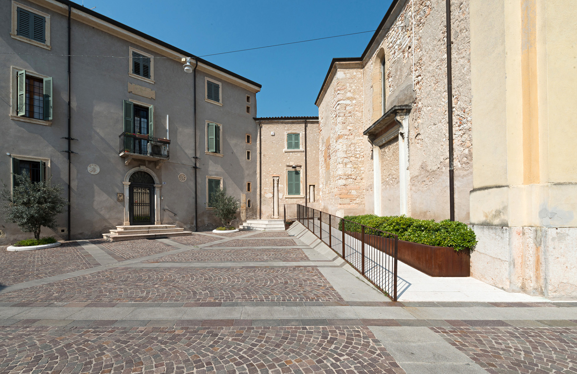 Piazza Spada Marzana