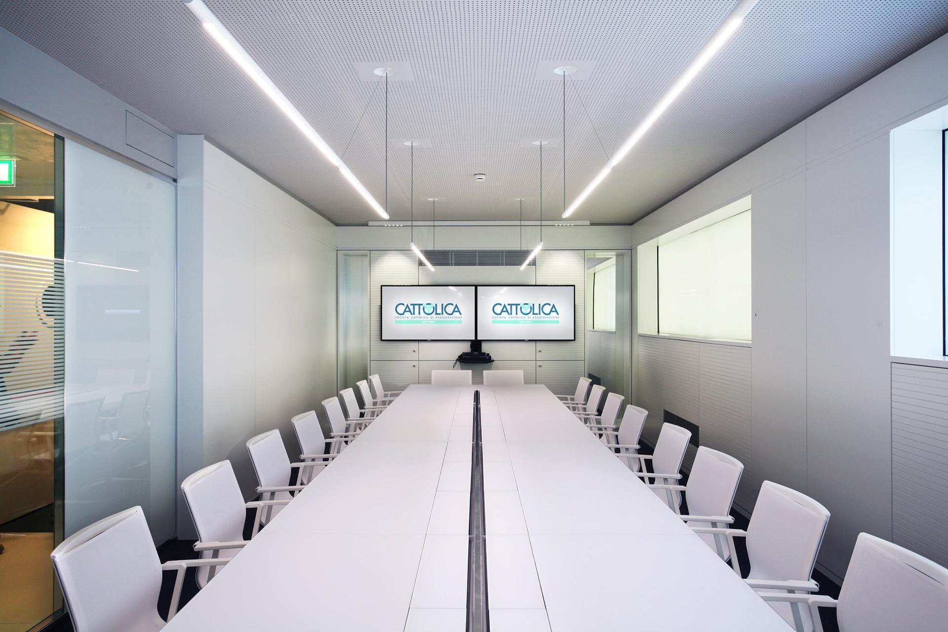 tavolo Sala Riunioni e Videoconferenze
