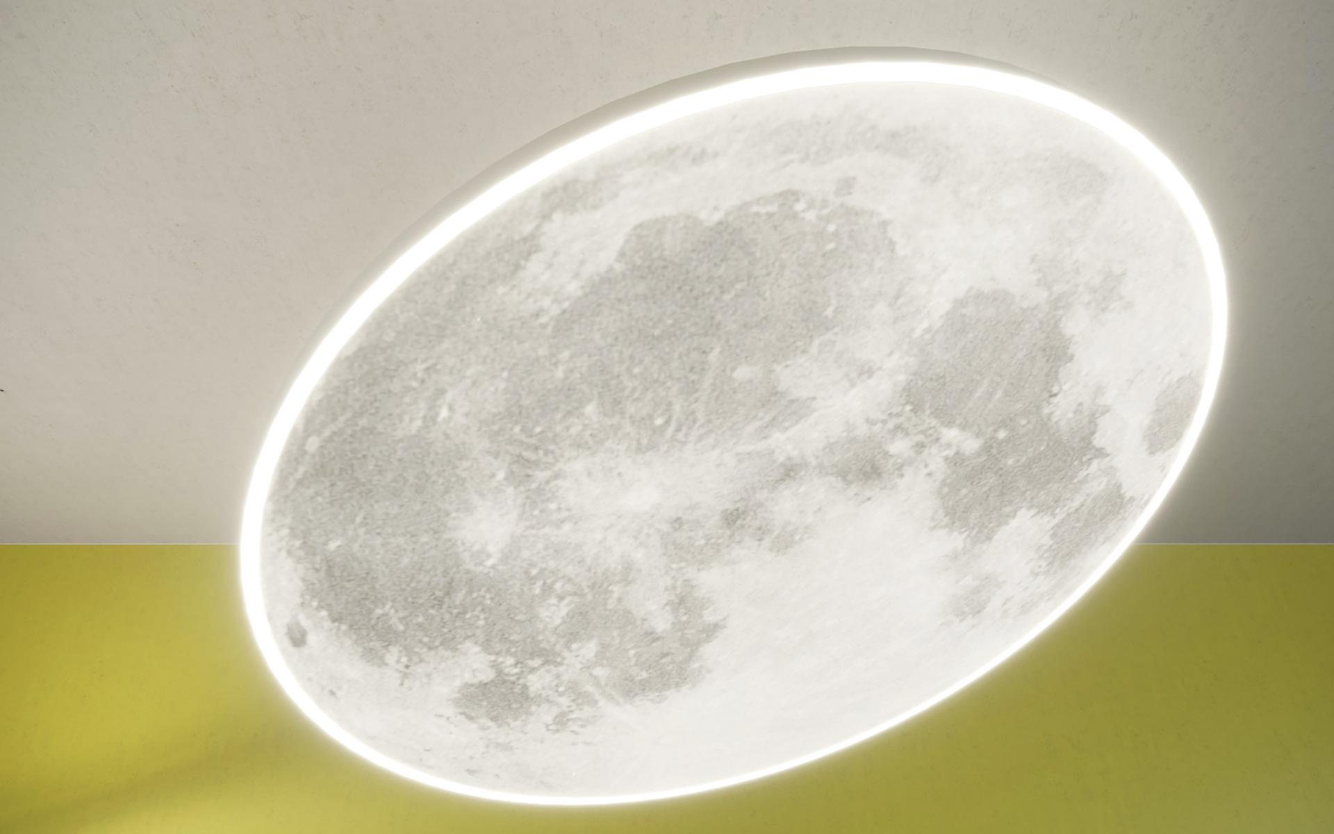 concept Moonlight Lamp