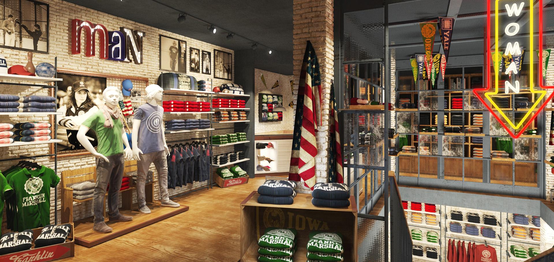 F&M concept store