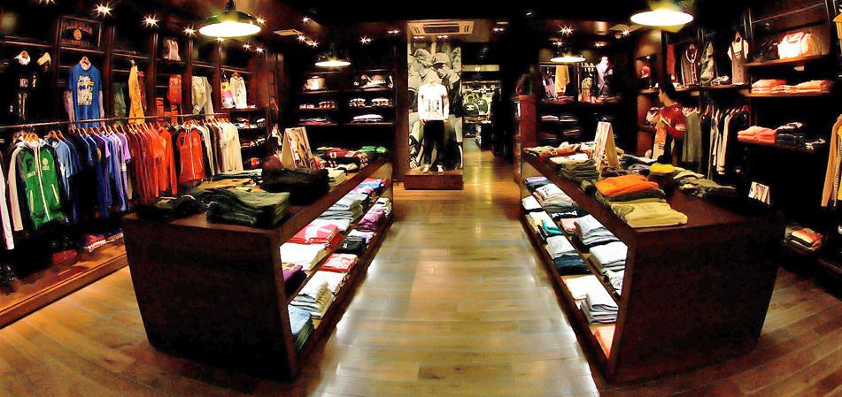 store F&M Tokyo