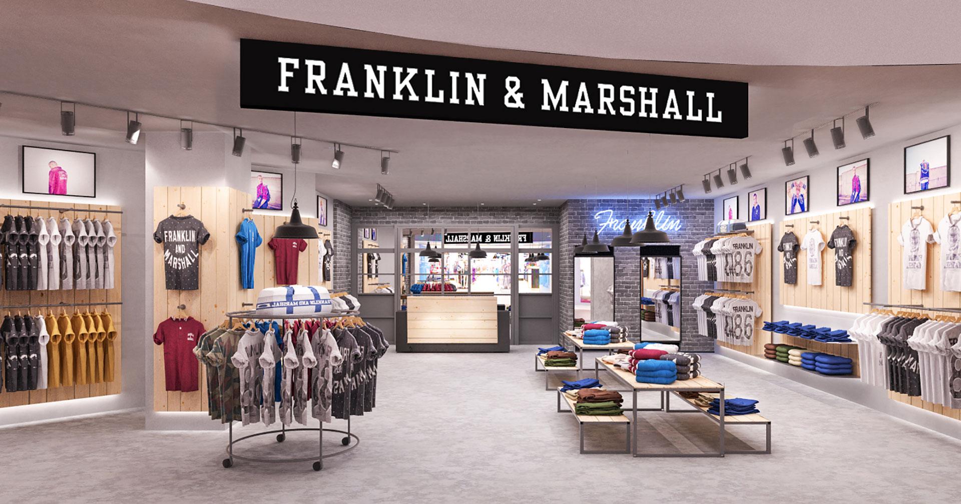 arredi F&M concept store